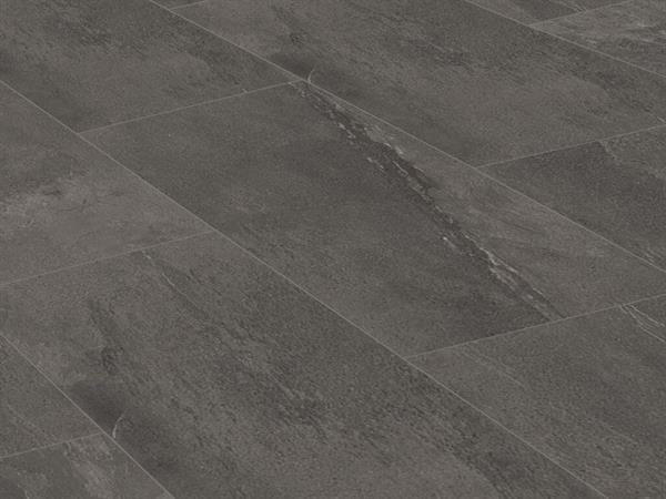 Click-Vinyl WORLD OF SPC Fliese Town Collection Indianapolis Slate